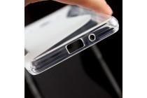 Фирменная ультра-тонкая полимерная из мягкого качественного силикона задняя панель-чехол-накладка для Samsung Galaxy J3 Prime SM-J330F/Samsung Galaxy J3 (2017) SM-J330F белая