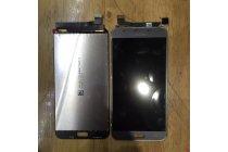 Фирменный LCD-ЖК-сенсорный дисплей-экран-стекло с тачскрином на телефон Samsung Galaxy J3 Prime SM-J330F/Samsung Galaxy J3 (2017) SM-J330F серый + гарантия