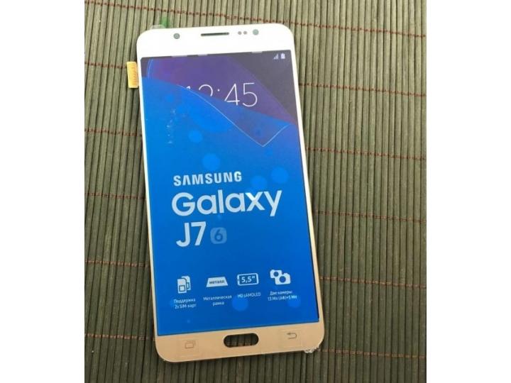 Фирменный LCD-ЖК-сенсорный дисплей-экран-стекло с тачскрином на телефон Samsung Galaxy J5 2016 SM-J510H/DS/ J5..