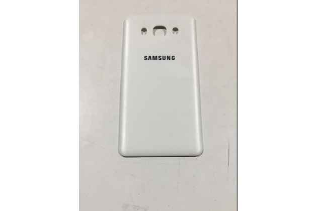 Родная оригинальная задняя крышка-панель которая шла в комплекте для Samsung Galaxy J5 2016 SM-J510H/DS/ J510F/DS белая