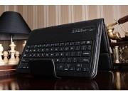 Фирменный оригинальный чехол со съёмной Bluetooth-клавиатурой для Samsung Galaxy Tab A 10.1 2016 SM-T580 / T58..