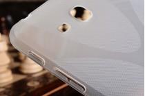 Фирменная ультра-тонкая полимерная из мягкого качественного силикона задняя панель-чехол-накладка для Samsung Galaxy Tab A 2016 7.0 SM-T285/ T280 / T280N / T288 / T285C белая