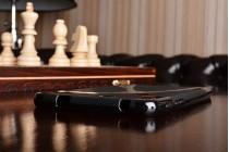 Фирменная ультра-тонкая полимерная из мягкого качественного силикона задняя панель-чехол-накладка для Samsung Galaxy Tab A 2016 7.0 SM-T285/ T280 / T280N / T288 / T285C черная