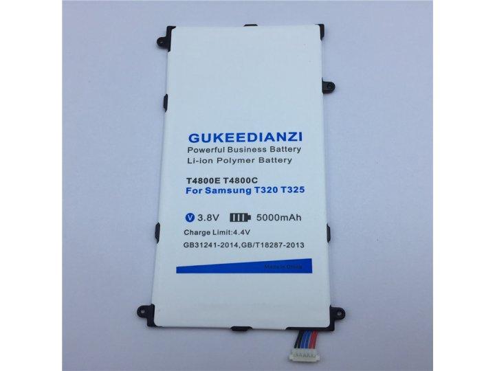 Усиленная батарея-аккумулятор большой повышенной ёмкости 5000 mAh для планшета Samsung Galaxy Tab Pro 8.4 SM-T..