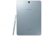 Фирменная ультра-тонкая полимерная из мягкого качественного силикона задняя панель-чехол-накладка для Samsung Galaxy Tab S3 9.7 SM-T820/T825 прозрачная