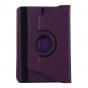 Чехол для планшета  Samsung Galaxy Tab S3 9.7 SM-T820/T825 поворотный роторный оборотный фиолетовый кожаный..