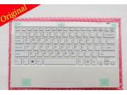 Фирменная оригинальная съемная клавиатура/док-станция/база VGP-WKB16 для планшета Sony Vaio Tap 11 белого цвет..