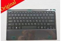 Фирменная оригинальная съемная клавиатура/док-станция/база VGP-WKB16 для планшета Sony Vaio Tap 11 черного цвета + гарантия + русские клавиши