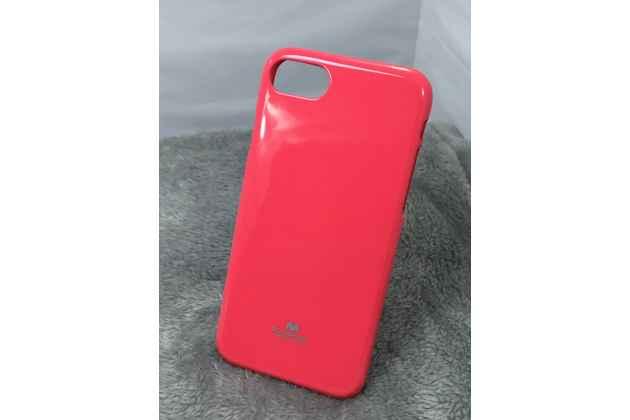 """Фирменная ультра-тонкая полимерная из мягкого качественного силикона задняя панель-чехол-накладка для Sony Xperia X Compact 4.6"""" ( F5321/ F5321RU) розовая"""