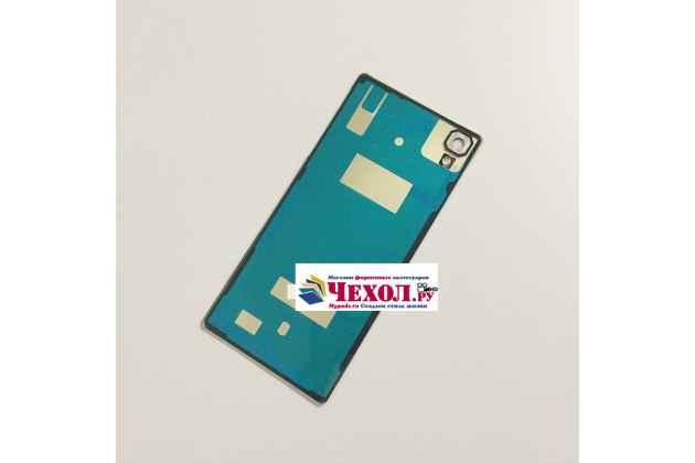 """Родная оригинальная задняя крышка-панель которая шла в комплекте для Sony Xperia X / X Dual 5.0"""" (F5121 / F5122)  черная"""