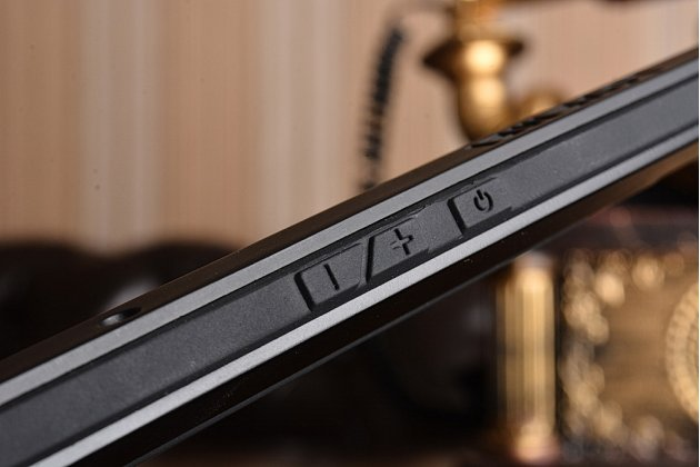 Неубиваемый водостойкий противоударный водонепроницаемый грязестойкий влагозащитный ударопрочный фирменный чехол-бампер для Sony Xperia C6 / C6 Ultra / XA Ultra 6.0  (F3212 /F3216 цельно-металлический со стеклом Gorilla Glass черный