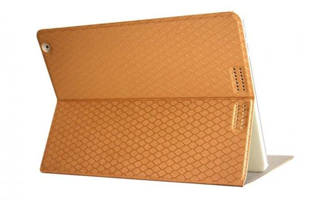 Фирменный чехол-футляр-книжка для Teclast X98 Air III/Teclast X98 Plus золотой
