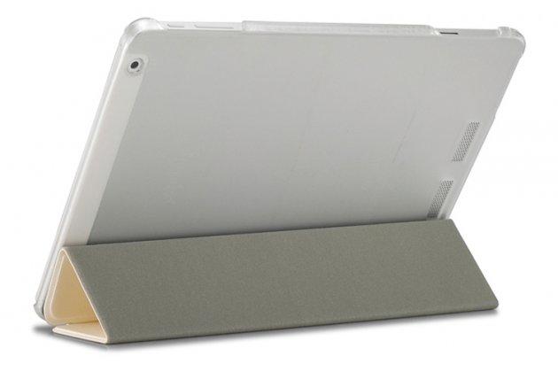 Фирменный чехол самый тонкий в мире для Teclast X98 Air III/Teclast X98 Plus белый пластиковый