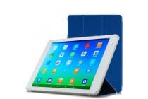 Фирменный чехол самый тонкий в мире для Teclast X98 Air III/Teclast X98 Plus синий пластиковый