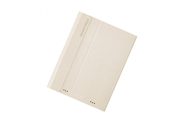 Фирменный оригинальный чехол со съёмной Bluetooth-клавиатурой для Teclast X98 Plus 2 (II) белый кожаный + гарантия