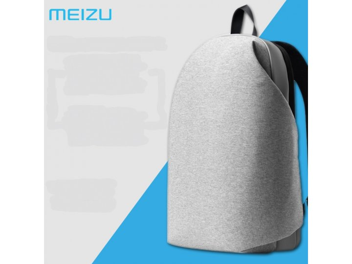 Официальный фирменный оригинальный рюкзак / студенческая сумка Meizu Travel Backpack / Shoulder Bag..
