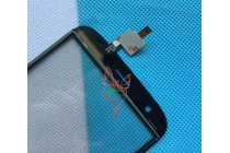 Фирменное сенсорное стекло-тачскрин на  Ulefone U007 черный и инструменты для вскрытия + гарантия
