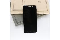 Фирменный LCD-ЖК-сенсорный дисплей-экран-стекло с тачскрином на телефон  Ulefone U007 черный + гарантия