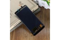 Фирменный LCD-ЖК-сенсорный дисплей-экран-стекло с тачскрином на телефон Ulefone Vienna черный + гарантия