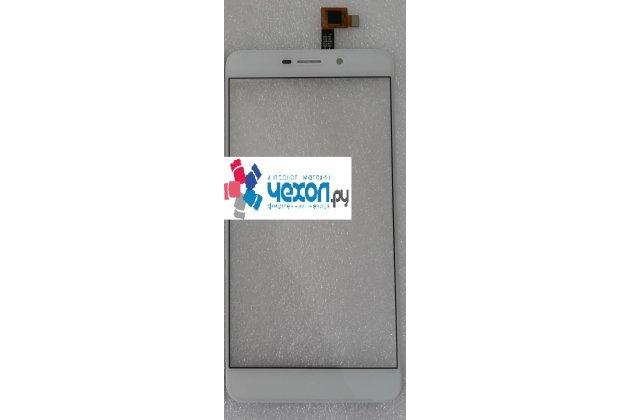 Фирменный LCD-ЖК-сенсорный дисплей-экран-стекло с тачскрином на телефон Umidigi C Note белый + гарантия
