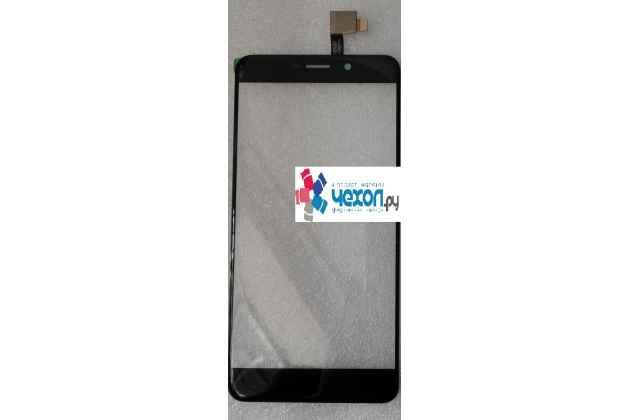 Фирменный LCD-ЖК-сенсорный дисплей-экран-стекло с тачскрином на телефон Umidigi C Note черный + гарантия