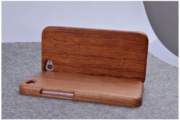 Фирменная оригинальная деревянная из натурального бамбука задняя панель-крышка-накладка для Vivo X9 Plus / Vivo X9 Plus 128Gb / Vivo X9 Plus 64Gb