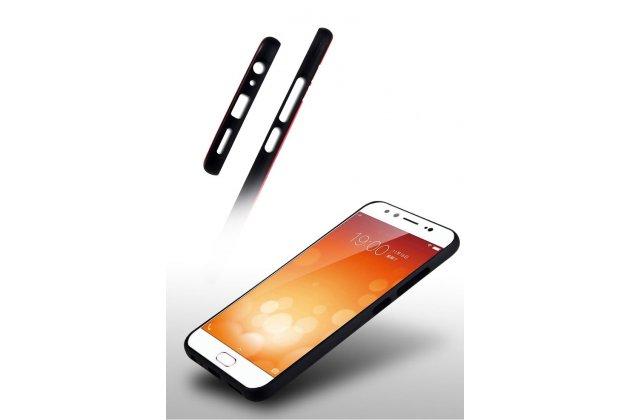 Фирменная ультра-тонкая полимерная из мягкого качественного силикона задняя панель-чехол-накладка для Vivo X9 Plus / Vivo X9 Plus 128Gb / Vivo X9 Plus 64Gb орнамент