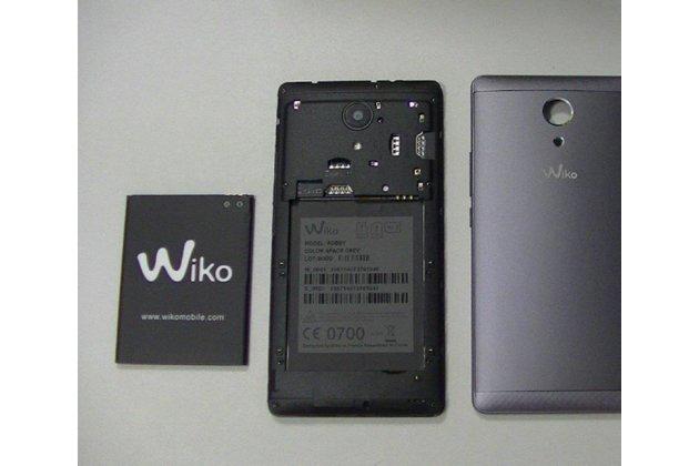 Фирменная аккумуляторная батарея 2500mAh 5251 на телефон Wiko Robby / Wiko Pulp 4G / 3G (Вико Робби / Вико Палп) + инструменты для вскрытия + гарантия