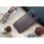 Фирменная ультра-тонкая полимерная из мягкого качественного силикона задняя панель-чехол-накладка для Wileyfox..