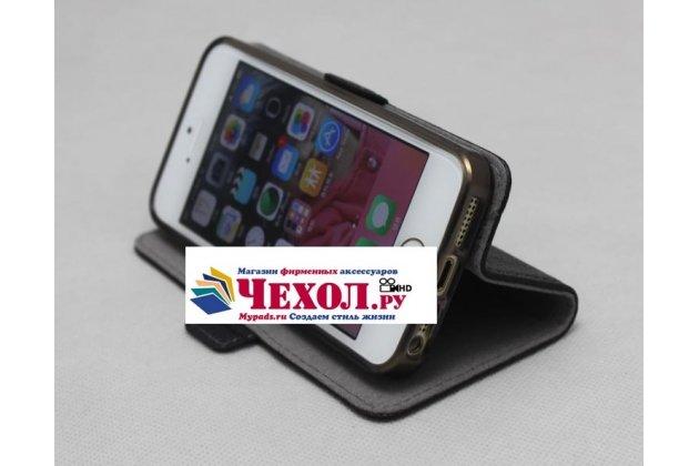 Фирменный оригинальный подлинный чехол с логотипом для Xiaomi Mi Note 2 из натуральной кожи крокодила темно-коричневый