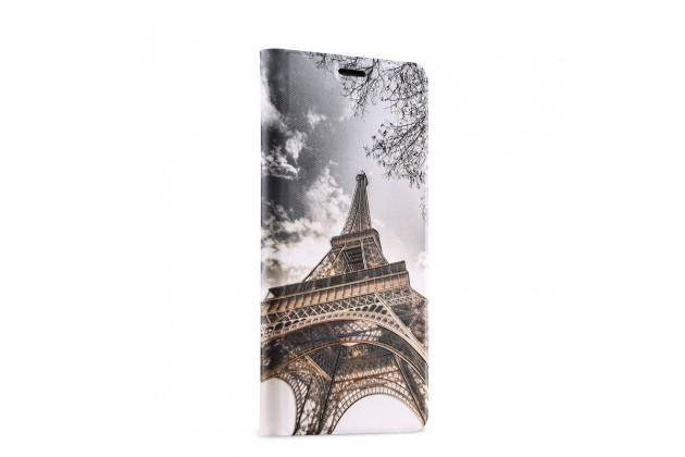 Фирменный уникальный необычный чехол-подставка для Xiaomi Mi Note 2  тематика Париж
