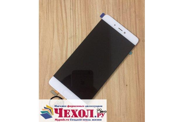 Фирменный LCD-ЖК-сенсорный дисплей-экран-стекло с тачскрином на телефон Xiaomi Mi5s Plus 5.7 белый + гарантия