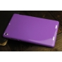 Фирменная ультра-тонкая полимерная из мягкого качественного силикона задняя панель-чехол-накладка для Xiaomi M..