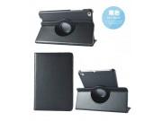 Чехол для планшета Xiaomi Mipad 2/3/ MiPad 2 Windows Edition поворотный роторный оборотный черный кожаный..