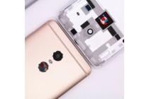 Родная оригинальная задняя крышка-панель которая шла в комплекте для Xiaomi Redmi Note 4 золотая