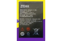 Фирменная аккумуляторная батарея 1400mAh Li3814T43P3h634445 на телефон ZTE Blade L110 + инструменты для вскрытия + гарантия