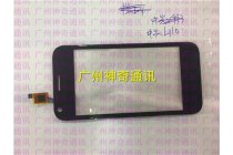 Фирменный LCD-ЖК-сенсорный дисплей-экран-стекло с тачскрином на телефон ZTE Blade L110 черный + гарантия