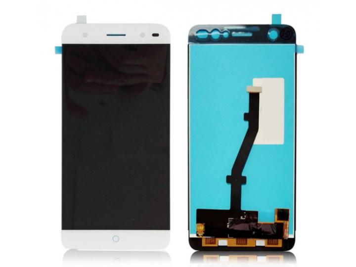Фирменный LCD-ЖК-сенсорный дисплей-экран-стекло в сборе с тачскрином на телефон ZTE Blade V7 Lite (BV0720)/ Bl..