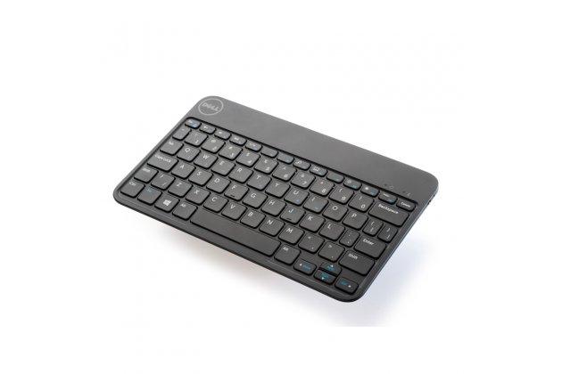 Фирменная оригинальная съемная клавиатура/док-станция/база K07M / 80TPN для планшета Dell Venue 8 Pro 5830/8 Pro 5000/8 Pro 3000 черного цвета + гарантия + русские клавиши
