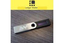 Аппаратный кошелек / USB-флешка Ledger Nano S для холодного хранения криптовалюты