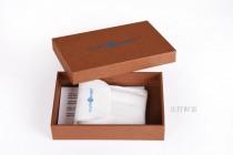 Фирменный чехол-сумка-кожух-кобура из качественной импортной кожи для Trezor Wallet