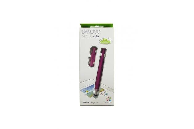 Фирменный оригинальный стилус-перо-ручка Wacom Bamboo Stylus Solo3 (CS160) для всех устройств iOS и Android