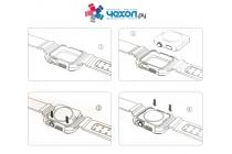 Противоударный усиленный ударопрочный неубиваемый фирменный чехол-бампер-пенал для Apple Watch Series 2 38/42mm разработанный по военной сертификации STD—810g