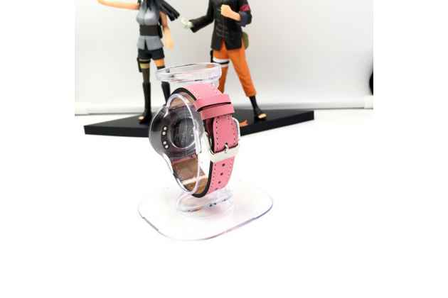 Фирменный сменный кожаный ремешок для умных смарт-часов Huawei Watch Fit из качественной импортной кожи