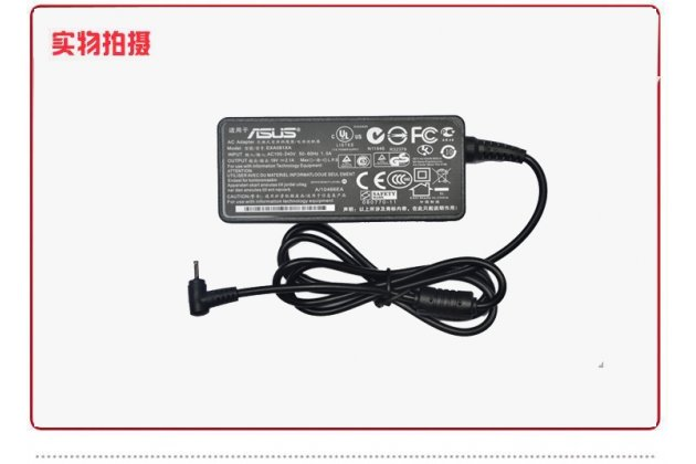 Фирменное зарядное устройство блок питания от сети для ноутбука ASUS Eee PC 1011PX + гарантия (19V 2.1A 40W)