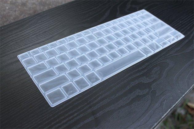 Защитная ультра-тонкая накладка для клавиш ноутбука ASUS PRO ESSENTIAL PU301LA прозрачная