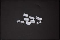 Силиконовые заглушки USB портов для защиты от грязи пыли и мусора ноутбука Xiaomi Mi Notebook Air 12.5