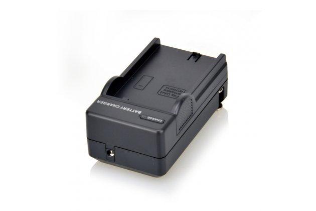 Фирменное зарядное устройство блок питания от сети для аккумулятора Canon BP-208 + гарантия 8.4V 0.6A