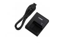 Фирменное зарядное устройство блок питания от сети для фотоаппарата Canon EOS 1100D/ 1200D / 1300D / LP-E10 + гарантия (8.3V-0.58A)