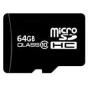 microSDHC Class 10 ( 64GB )..